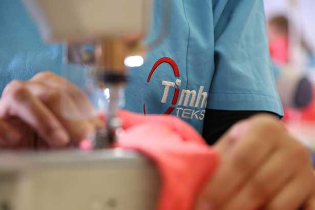 Timhan Tekstil Kapasite
